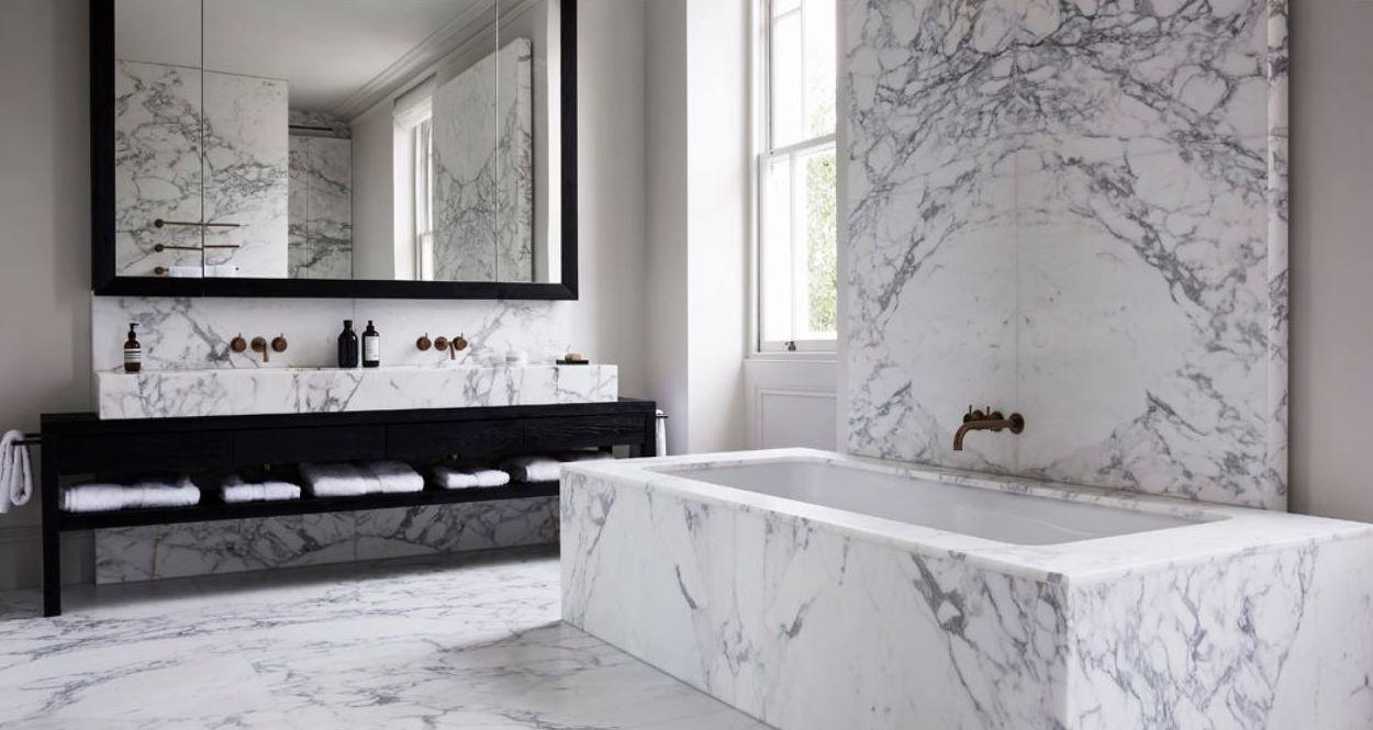 Classic Bathrooms Diamante Granite And Marble Inc